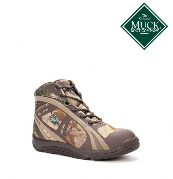 Сапоги MuckBoot Pursuit Shadow Ankle (камуфляж)