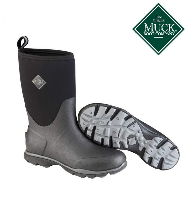 Сапоги Muckboot Arctic Excursion Mid AEP-000