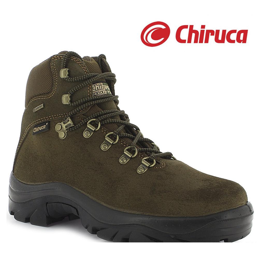 Зимние ботинки Chiruca